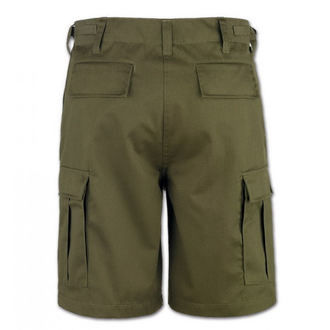 kraťasy pánske BRANDIT - Combat Shorts Oliv, BRANDIT
