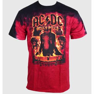 tričko pánske AC/DC - Bells - LIQUID BLUE, LIQUID BLUE, AC-DC
