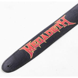 gitarový remeň Megadeth - PERRIS LEATHERS