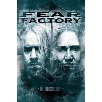 plagát Fear Factory - The Industrialists - PYRAMID POSTERS, PYRAMID POSTERS, Fear Factory