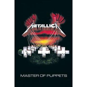 plagát Metallica - Master Of Puppets - PYRAMID POSTERS, PYRAMID POSTERS, Metallica