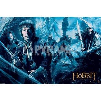 plagát Hobit - Dos - Mirkwood - PYRAMID POSTERS, PYRAMID POSTERS