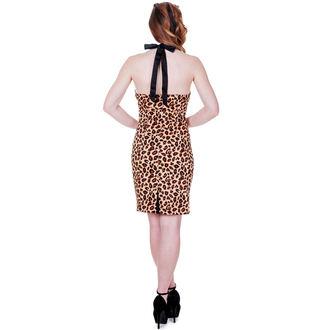 šaty dámske BANNED - Retro Leopard
