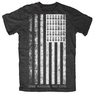 tričko pánske BLACK CRAFT - One Nation. No God - Black, BLACK CRAFT