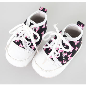 topánky detské ROCK DADDY - Black - 59096-X2, ROCK DADDY
