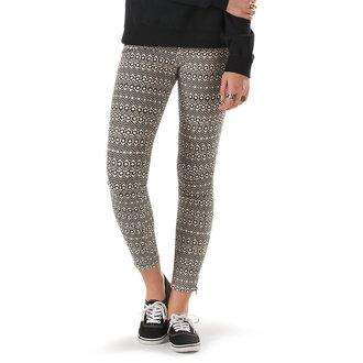 nohavice dámske VANS - Moto Skinny Denim - Creme, VANS