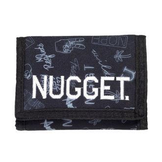 peňaženka NUGGET - BREAKOUT - D - 1/26/38 - Neon Black, NUGGET