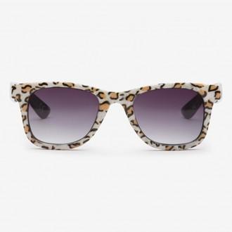 okuliare slnečné VANS - Janelle Hipster Su - White, VANS
