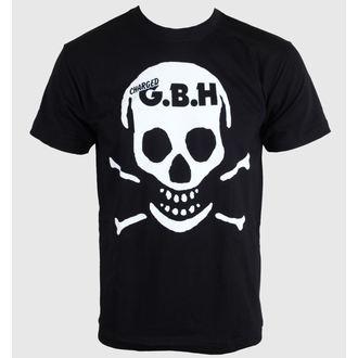 tričko pánske G.B.H.. - Skull - CARTON, CARTON, G.B.H.