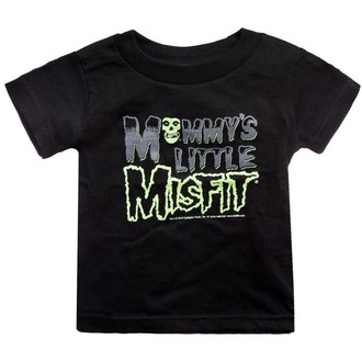 tričko detské SOURPUSS - Misfits - Mommys Little - Black, SOURPUSS, Misfits