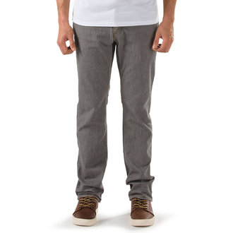 nohavice pánske -jeansy- VANS - V56 Standard - GUNMETAL GREY, VANS
