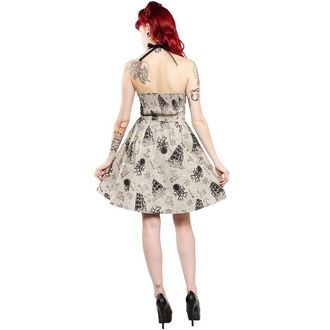 šaty dámske SOURPUSS - Walk The Plank - Taupe, SOURPUSS