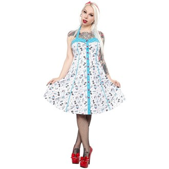 šaty dámske SOURPUSS - Peggy Lazy Sundae - Multi Colors, SOURPUSS