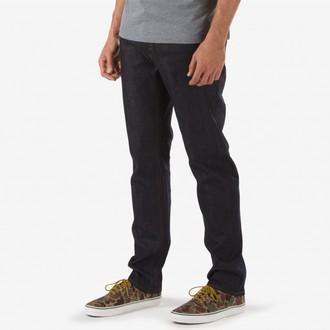 nohavice pánske -jeansy- VANS - V46 Taper - Indigo 13OZ, VANS