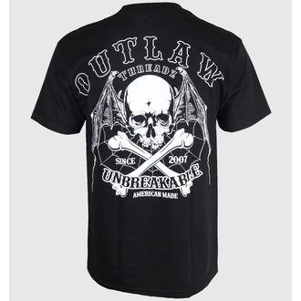 tričko pánske Outlaw Threadz - Unbreakable, OUTLAW THREADZ