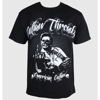 tričko pánske Outlaw Threadz - American Outlaw, OUTLAW THREADZ