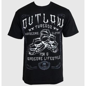 tričko pánske Outlaw Threadz - Hardcore - MT19