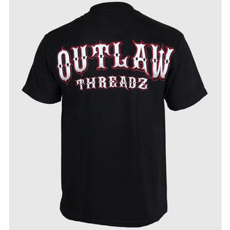tričko pánske Outlaw Threadz - Fallen, OUTLAW THREADZ