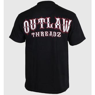 tričko pánske Outlaw Threadz - Fallen, OUTLAW THREADZ