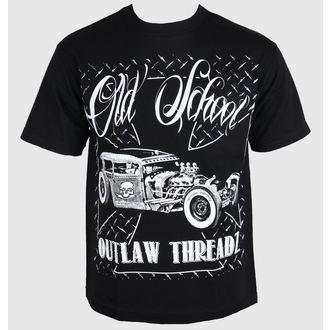 tričko pánske Outlaw Threadz - Old School - MT28