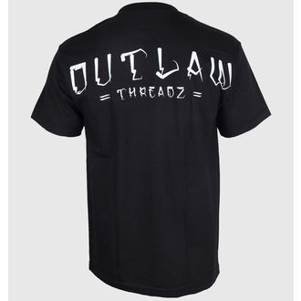 tričko pánske Outlaw Threadz - All Hustle, OUTLAW THREADZ
