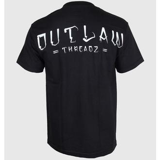 tričko pánske Outlaw Threadz - All Hustle, OUTLAW THREADZ