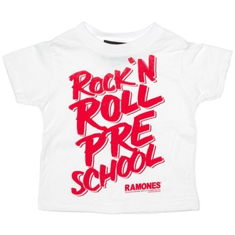 tričko detské SOURPUSS - Ramones - RNR Pre School - White, SOURPUSS, Ramones