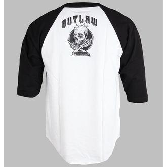 tričko pánske s 3/4 rukávom Outlaw Threadz - Rebel, OUTLAW THREADZ