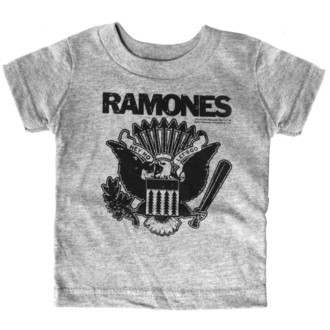 tričko detské SOURPUSS - Ramones - Gray Heather, SOURPUSS, Ramones