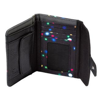 peňaženka MEATFLY - NEEDLE - D - 2/26/55 - Lights Neon Black, MEATFLY