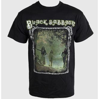 tričko pánske Black Sabbath - Photo Framed - Black - BRAVADO, BRAVADO, Black Sabbath