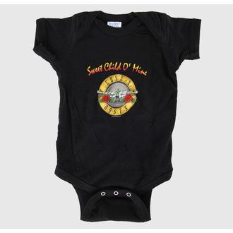 body detské Guns N' Roses - Sweet Child - Black - BRAVADO, BRAVADO, Guns N' Roses