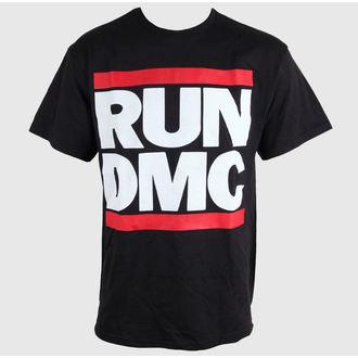 tričko pánske Run DMC - Black - BRAVADO, BRAVADO, Run-D.M.C.