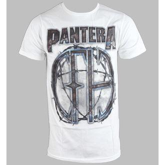 tričko pánske Pantera - 81 - White - BRAVADO, BRAVADO, Pantera