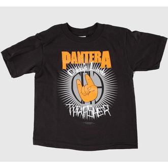 tričko detské Pantera - Dads Lil Thrasher - Black - BRAVADO, BRAVADO, Pantera