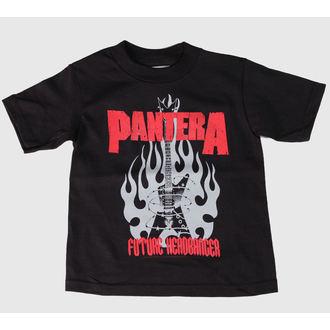 tričko detské Pantera - Future Headbngr - Black - BRAVADO, BRAVADO, Pantera