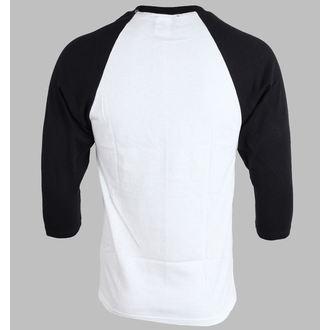 tričko pánske Ramones - President Seal - White - BRAVADO, ROCK OFF, Ramones