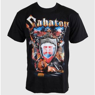 tričko pánske Sabaton - Swedisch - Black - CARTON, CARTON, Sabaton