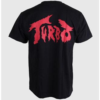 tričko pánske Turbo - Kawaleria Szatana - Black - CARTON, CARTON, Turbo