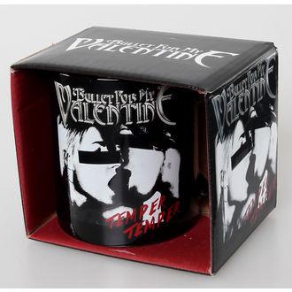 hrnček Bullet For my Valentine - Skull Red Eyes Black - ROCK OFF