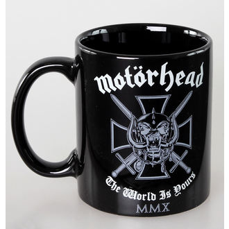 hrnček Motörhead - Iron Cross - ROCK OFF, ROCK OFF, Motörhead