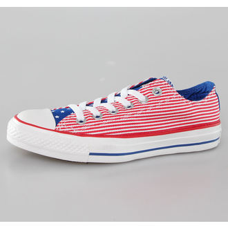 topánky CONVERSE - Chuck Taylor All Star - Red/White/Blue, CONVERSE
