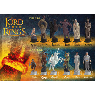 šach Lord of the Rings - 3D