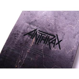 skateboard Anthrax - Logo - HLC, HLC, Anthrax