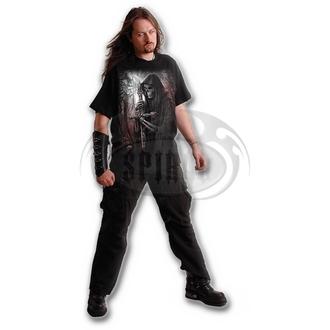 tričko pánske SPIRAL - SOUL SEARCHER - BLK