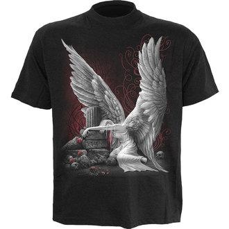 tričko pánske SPIRAL - TEARS OF AN ANGEL - BLK - DT232600