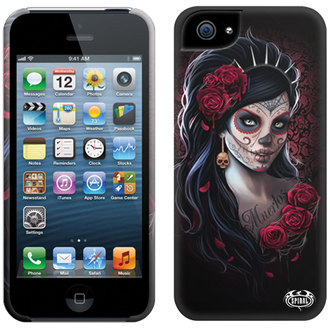 kryt na mobil SPIRAL - DAY OF THE DEAD - Iphone