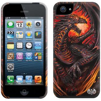 kryt na mobil SPIRAL - DRAGON FURNACE - Iphone