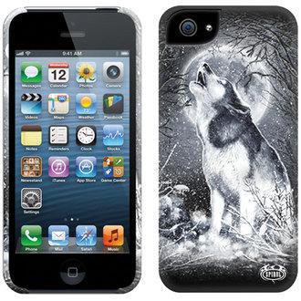 kryt na mobil SPIRAL - WHITE WOLF - IPHONE, SPIRAL
