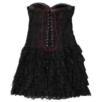 šaty dámske DEAD THREADS - POŠKODENÉ, DEAD THREADS